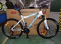 Спортивный горный велосипед Crosser Viper 26 дюймов Белый