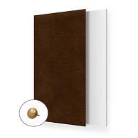 Комплект для обивки дверей 2.07x1 м коричневый