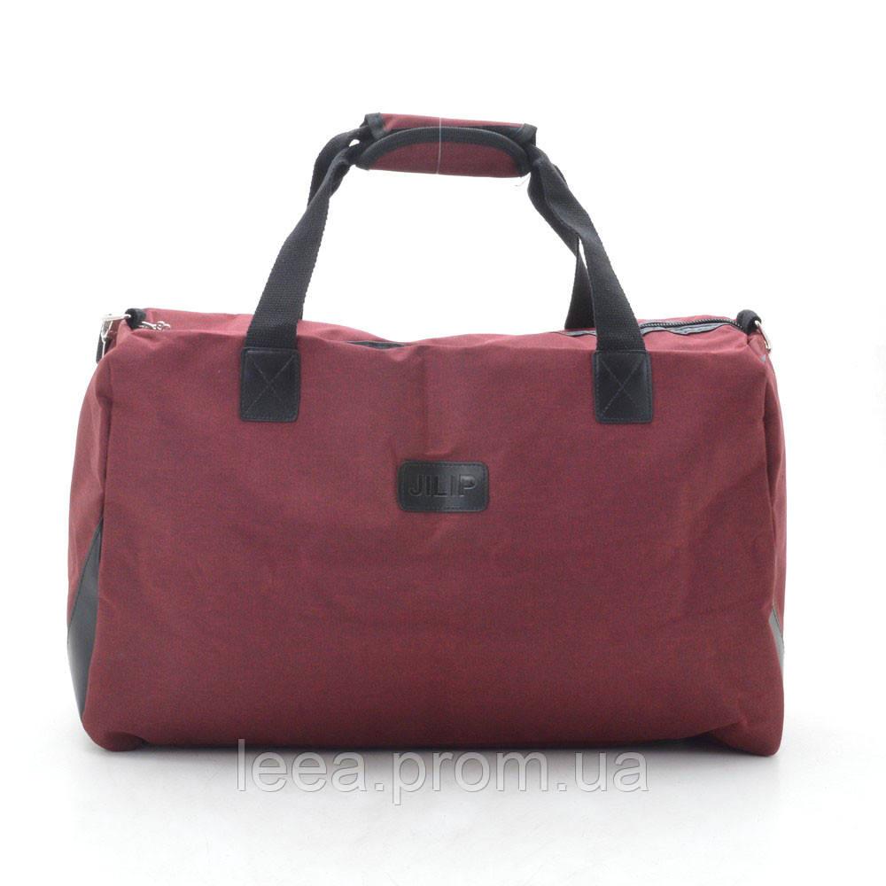 Дорожная сумка Jilip 3072 бордо