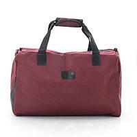 Дорожная сумка Jilip 3072 бордо, фото 1