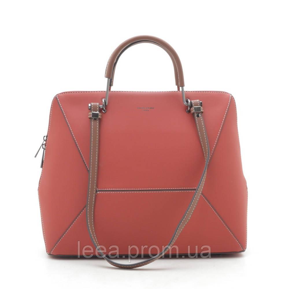 Женская сумка David Jones red