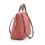 Женская сумка David Jones red, фото 2