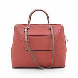 Женская сумка David Jones red, фото 3