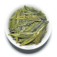 Китайский зеленый чай Лунцзин. Упаковка - 50 г