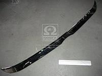 Накладка капота Toyota Camry 50 11-14 хромированная