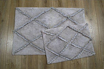 """Набор ковриков для ванной """"Irya"""" Nadia"""