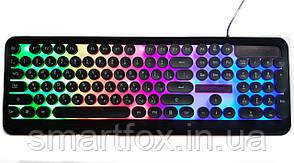 Клавиатура игровая с подсветкой USB M300