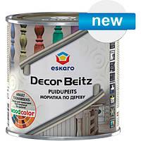 Морилка Eskaro Decor Beitz прозрачная 2.7 л