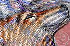 Наборы для вышивки бисером Нежности (24 х 38 см) Абрис Арт AB-685, фото 3