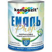 Эмаль Kompozit Profi зеленая 0.8 л