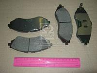 Колодки передние тормозные Lacetti Lanos 1.6 96281937 Ланос Сенс