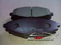 Колодки передние тормозные Lanos 1.5 96316582 Ланос Сенс