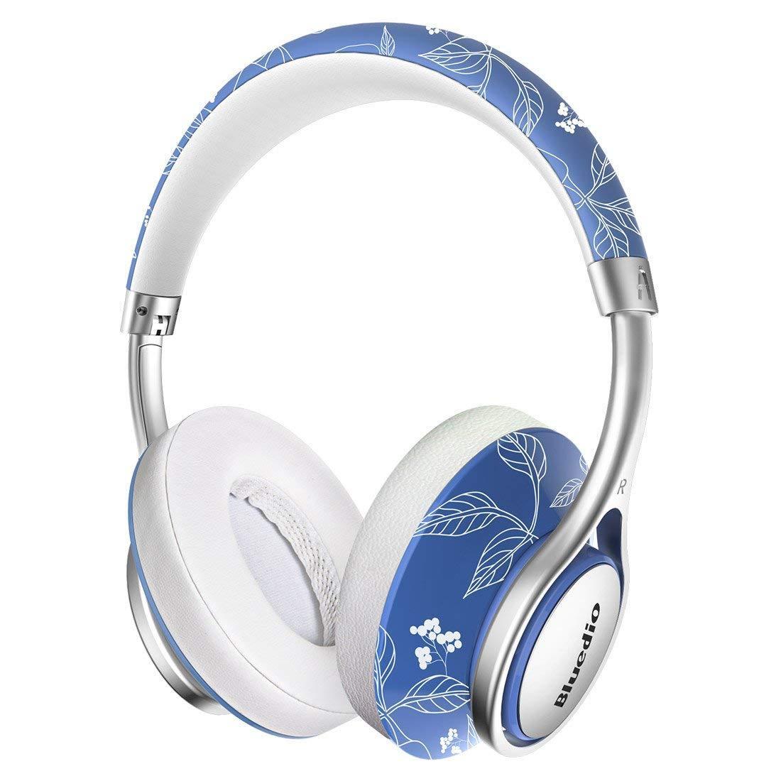 Беспроводные наушники Bluedio Air 2 Blue