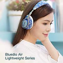 Беспроводные наушники Bluedio Air 2 Blue, фото 5