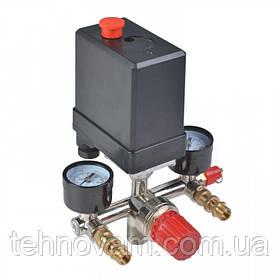 Автоматика для компрессора в сборе 220V