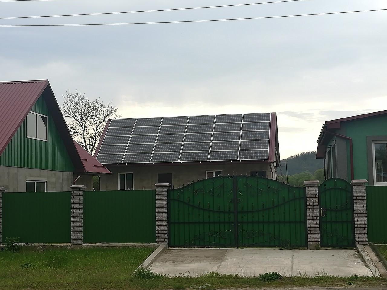 Солнечная станция 20 квт под ключ