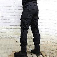 Тактические брюки Ripstop, черные. UA