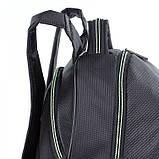 Школьные рюкзаки ортопедическая спинка однотонный  Тм Dolly, фото 2