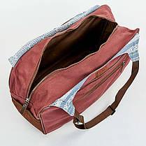 Сумка для фитнеса и йоги Yoga bag KINDFOLK FI-8366-3 , фото 2