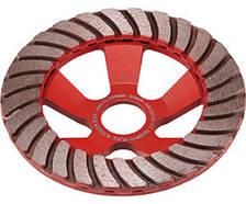 Алмазный тарельчатый шлифовальный круг 125х28x23,5 мм FLEX 349623