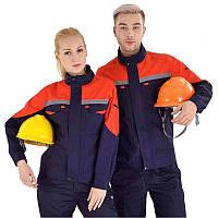 Пошив курток рабочих под заказ
