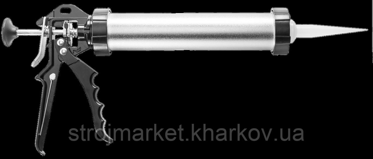 Профессиональный пистолет для герметика ТМ HARDY,  400мл