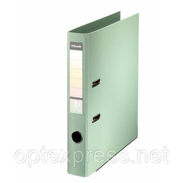 Папка-регистратор A4 No.1 Power, 50 мм, цвет зеленый пастельный  ESSELTE