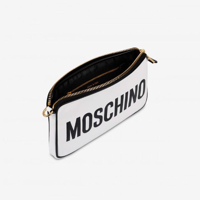 Женская сумочка через плечо Moschino