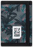 Гаманець з тканини (кошелек из ткани) Urban Planet CLASSIC PLANTS KHK