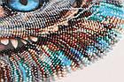Наборы для вышивки бисером Чеширский Кот (27 х 32 см) Абрис Арт AB-687, фото 3