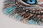 Наборы для вышивки бисером Чеширский Кот (27 х 32 см) Абрис Арт AB-687, фото 5