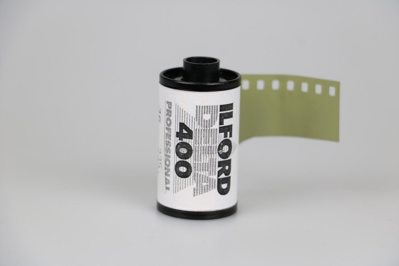 Фотоплёнка ILford Delta Professional 400/36 чёрно-белая (ручная проявка)