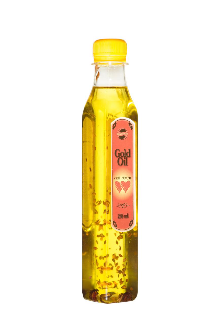 """Натуральные растительные масла """"Сила сердец"""" для улучшения работы сердечно-сосудистой системы."""