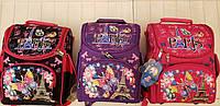 Рюкзак школьный Каркас для девочек Paris, спинка ортопедическая размер