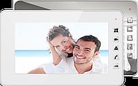 """Видеодомофон Qualvision QV-IDS4734 белый 7"""" цветной монитор"""