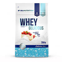 All Nutrition Whey Delicious 700 g Малина белый шоколад