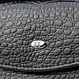 Кошелек женский, лаковый Sergio Torretti WS-11 black, черный, фото 2