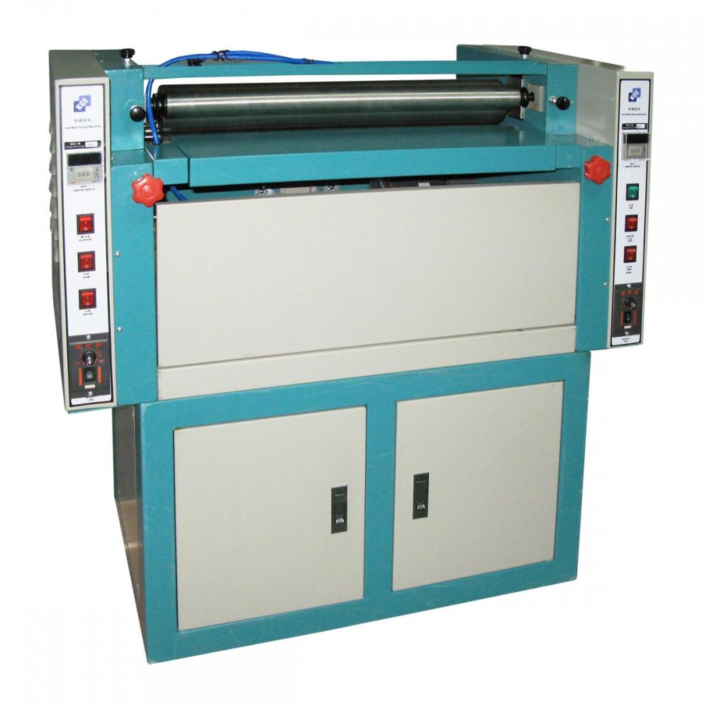 Клеемазательная машина с нагревом двусторонняя DGM-600