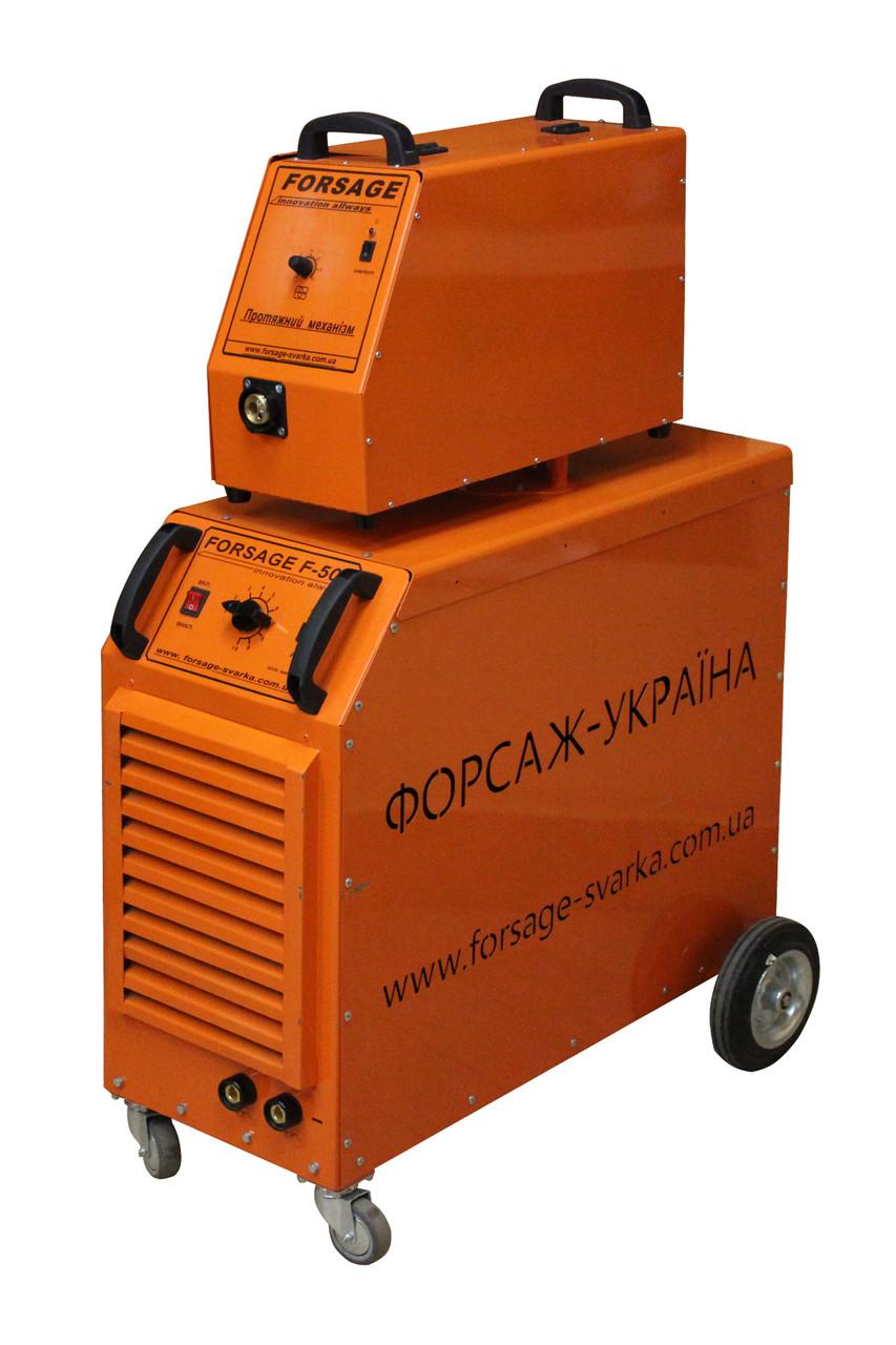 Трансформаторный сварочный полуавтомат FORSAGE TORNADO 500A (380V)