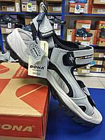 Кожаные мужские сандали bona