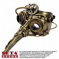 Маска Доктор Steampunk