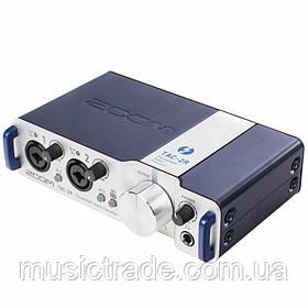 Аудиоинтерфейс Zoom TAC-2R Thunderbolt