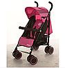 Коляска-трость El Camino M 3431-1 Sport, розовая