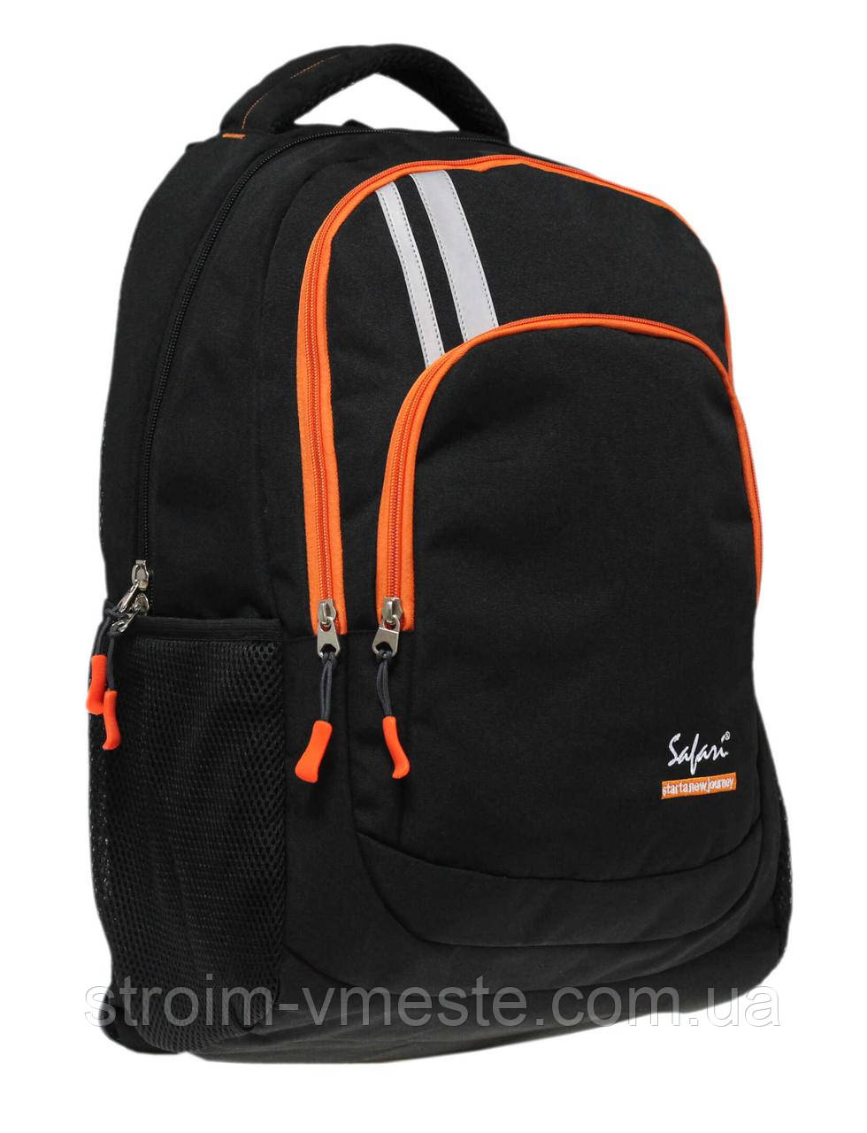 Рюкзак, 2 отделения, 49*31*18см, PL, Safari Sport, 19-139L-2, SAFARI