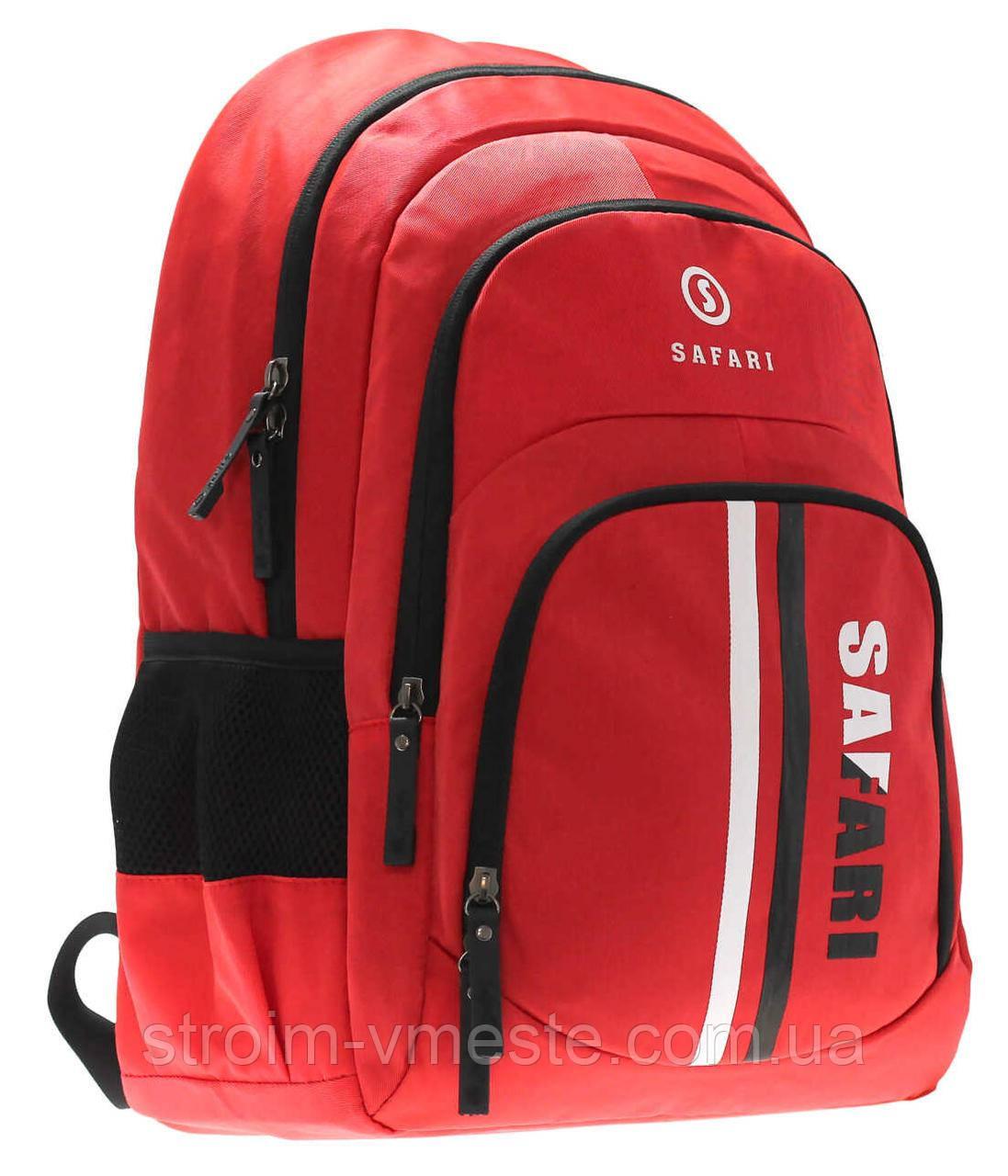 Рюкзак, 2 отделения, 45*31*18см, PL, Safari Sport, 19-134L-1, SAFARI