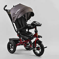 Велосипед Best Trike 6088 F – 6917 поворотное сиденье, надувные колеса, с пультом