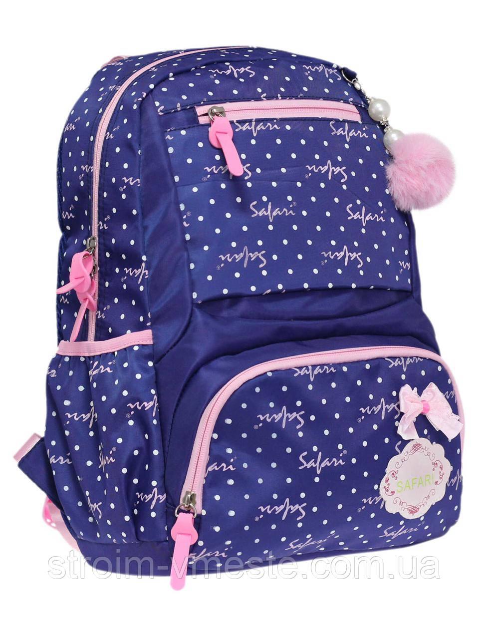 Рюкзак, 1 отделение., 40*26*13см, PL, Safari Trend, 19-115L-1, SAFARI