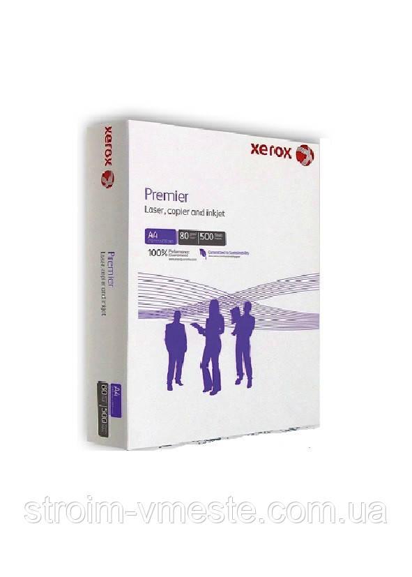 Бумага  XEROX  Premier плотность 80 А4 Класс А