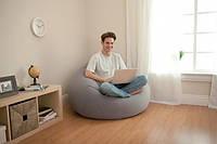 Надувное кресло-мешок Intex 68579 (107x104x27 см.)