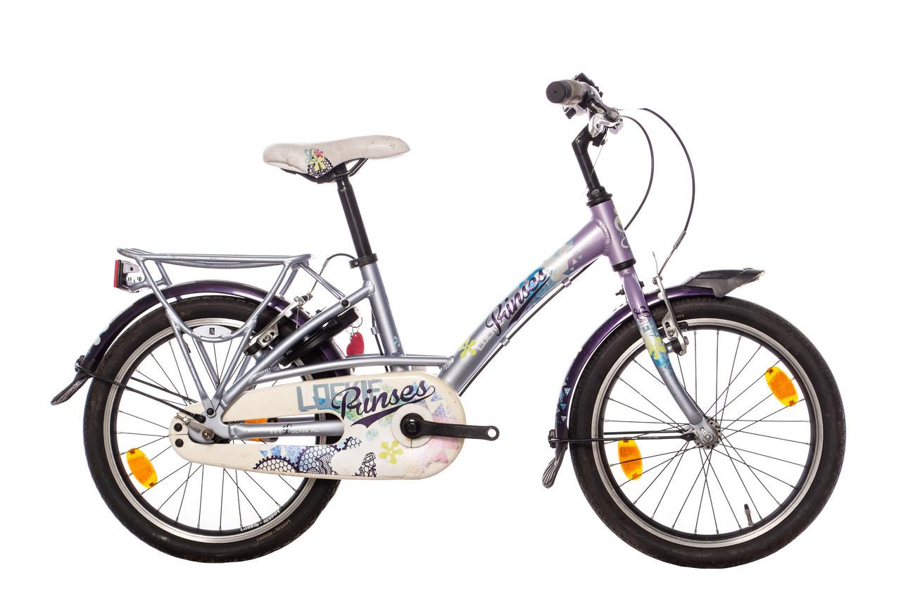 Велосипед Prinses Kids 18 Blue Б/У